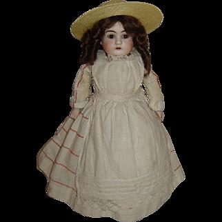 Early Kestner Shoulder-head Doll #148
