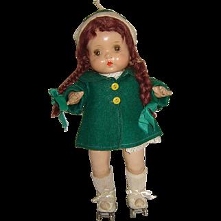 "Vintage ""JoJo""  1937 Horsman Doll"