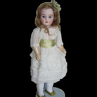 Antique  1920's German Flapper Lady Doll