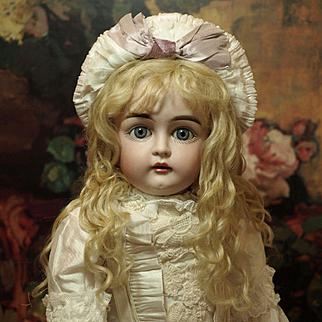Beautiful Cabinet Size Antique German Kestner Doll