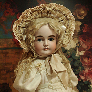 Gorgeous Antique Kestner Doll #164 from the 19th Century