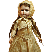 Antique German Heinrich Handwerck Simon & Halbig Child Doll