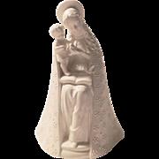 Hummel Flower Madonna Figurine W. Germany Blanc de Chine TMK-3 -Stylized Bee 10/1  -