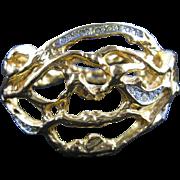 Elizabeth Taylor Treasured Vine Bracelet