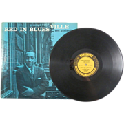 1959 Prestige 7157 Red In Blues-Ville Red Garland Vinyl LP Album Mono Record