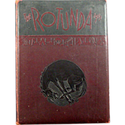 1933 South Methodist University(SMU) Dallas, Texas, The Rotunda Yearbook Annual