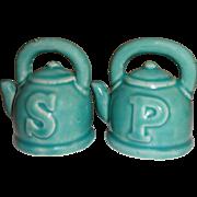 Miniature Tea Pots Salt and Pepper Shakers