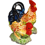 Rooster & Hen Salt and Pepper Shakers