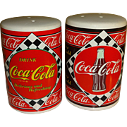 Coca-Cola Collectibles Salt and Pepper Shakers