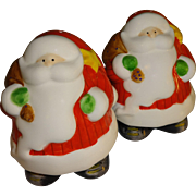 Fat Santa's Salt and Pepper Shakers