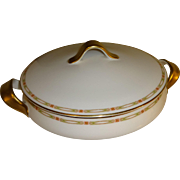 Theodore Haviland French Limoges Covered Serving Dish