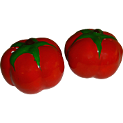 Red Tomatoes Salt and Pepper Shakers