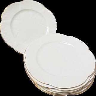"""Shelley Regency 'Dainty"""" Dessert Plate Set"""