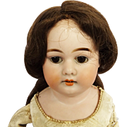 Turn of the Century Armand Marseille German Bisque Doll