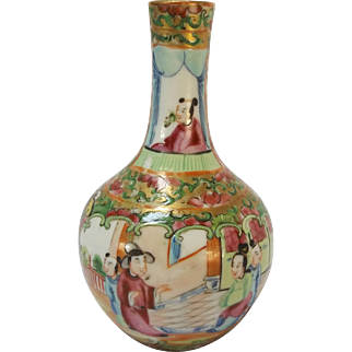 Vintage Chinese Porcelain Republic Period Vase