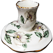 Crown Staffordshire Bone China Candle Holder
