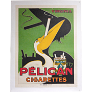 Art Deco French Advertisement Poster by Charles Yray