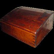 19th Century Early Americana Primitive Writing Desk