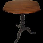 19th Century American Tripod Table