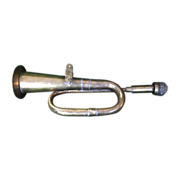 Early 20th c. Brass Car Horn