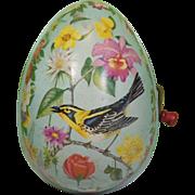 Vintage Easter Egg Mattel Wind Toy Circa 1954