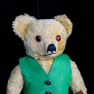 Vintage English Teddy Bear