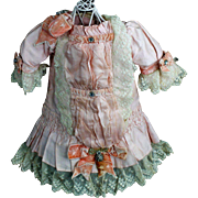 Beautiful Antique Dress for Bebe