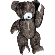 "Charming Vintage 16"" Teddy Bear"