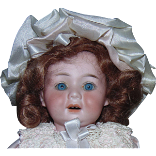 Unusual AM 760 Character Doll