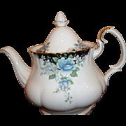 Vintage Royal Albert Tea Set - Sonatina - Mint Unused Condition