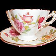Vintage Hammersley Tea Set - Morgan's Rose