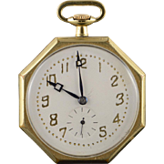 Berex Watch Co Vintage Mechanical 16 Jewels Pocket Watch [QPQQ]