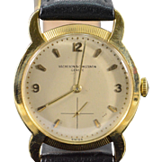 Vintage Vacheron Constantin - Fully Refurbished & Cleaned Men's Watch