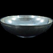 Sterling Silver Tiffany & Co. Simple Bowl Fine Silver