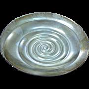 Sterling Silver Tiffany & Co. Petite Spiral Dish Fine Silver