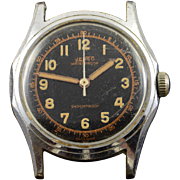 Vintage Jenco Shockproof Military Style Wrist Men's Watch [QWXC]