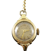 LeCoultre 18mm Round Vintage  Women's Watch