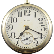 Elgin 1925 50mm Case 7 Jewel 16s Grade 291 Pocket Watch