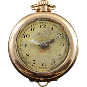 Vintage 26mm Mechanical  Pocket Watch