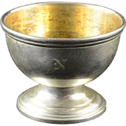 Sterling Silver Tiffany & Co. Model 22694 Egg Cup
