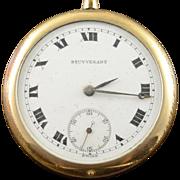Stuyvesant Swiss 48mm Case 7 Jewel  Pocket Watch [QPQQ]