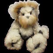 "OOAK Large Adorable Teddy Bear ""ISHMAEL"" Artist Sherri Creamer"