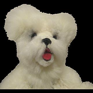 "Adorable OOAK Fully Jointed 23"" Teddy Bear ""Tully"" Artist Sherri Creamer"