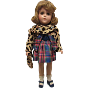 """Stunning NM Condition Vintage Composition Arranbee R&B Gorgeous """"Nancy Lee Doll"""" In Original Outfit Rare 14"""" Size Circa 1938 - Red Tag Sale Item"""