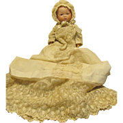 Beautiful Antique German Armand Marseille Dream Baby 15""