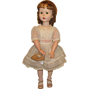 "Beautiful Vintage American Character Rare Life Size Sweet Sue Walker  Doll In Original NM Condition 31"" Circa 1955"
