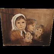 Beautiful Dianne Dengel Painting On Canvas