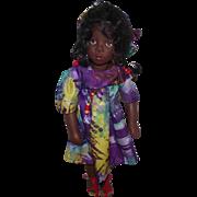 "Sylvia Natterer Gotz Doll ""Joy"" All Original 19"""