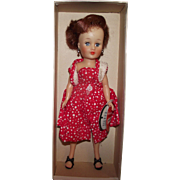 "Vintage Horsman's MIB ""Cindy Doll"" In Original Box 10 1/2"" Tall Circa 1957 (c)"