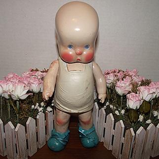 "Vintage Horsman All Composition ""Hebee Doll"" 11"" Circa 1926"